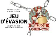 Jeu d'évasion Maison Louis-Cyr