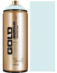Montana GOLD spuitverf Polar blue 400 ml