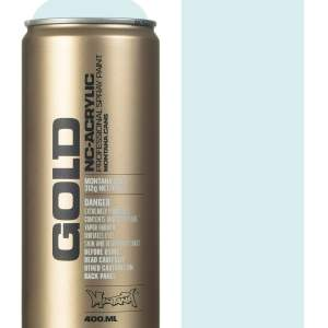 Montana Gold spuitbus Polar Blue 400 ml