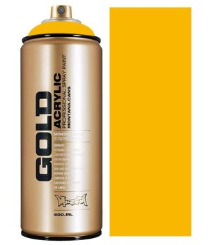 Montana Gold spuitbus Yellow Cab 400 ml