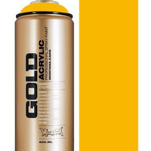 Montana Gold spuitbus Yellow Cab 400 ml