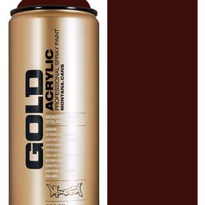 Montana Gold spuitbus Black Red 400ml