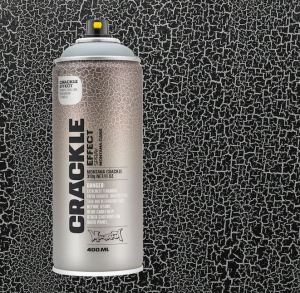 Crackle grijs