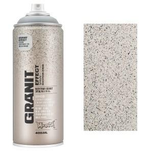 Montana Graniet effect spuitbus licht grijs 400 ml