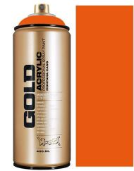 Montana Gold spuitbus Shock Oranje 400ml