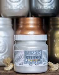 Fusion Metalic paint Pearl 250ml
