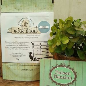 Tester Miss Mustard Seed's Milk paint French Enamel