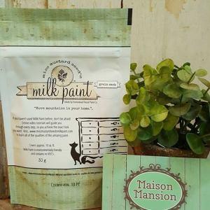 Tester Miss Mustard Seed's Milk paint Grain Sack