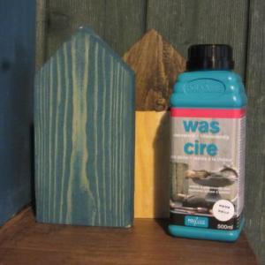 Verniswas Marine Blauw extra mat 500 ml Polyvine
