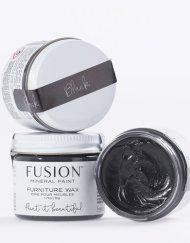 black wax, zwarte wax, Fusion zwarte wax, zwarte wax Maisonmansion