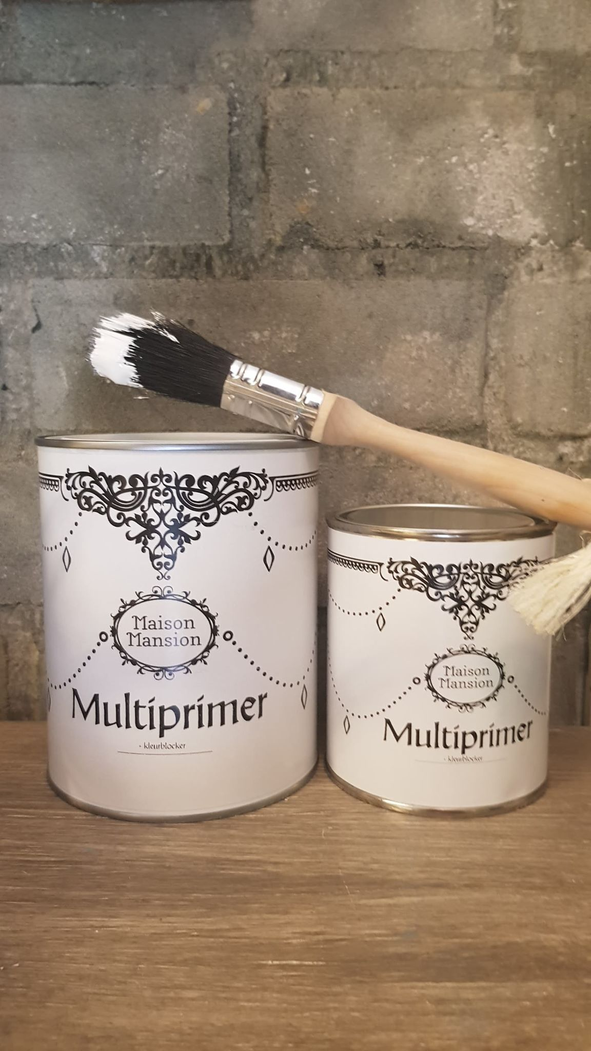 Multiprimer met kleurblocker 1 liter maisonmansion 2