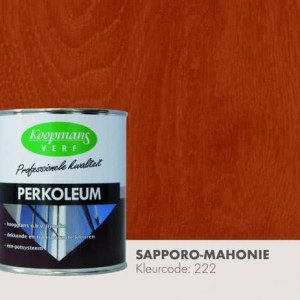 Perkoleum transpartant Mahony 750 ml