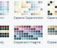 Kleuren krijtverf bij maisonmansion mix je je eigen kleur