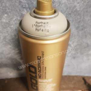 Asphalt Montana Gold spuitbus 400 ml