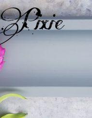 Krijtverf kleur van de maand Pixie