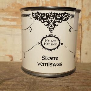 Stoere verniswas MaisonMansion 250 ml