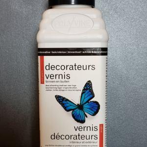 Polyvine Decorateurs Vernis zijdeglans 500 ml