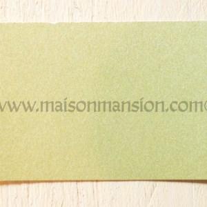 Metallic muurverf Olive Green 1 liter
