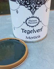 Verf je tegels met de tegelverf Morticia van MaisonMansion