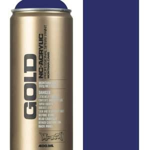 Montana Gold spuitbus Blue Velvet 400 ml