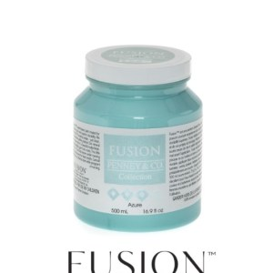 Fusion Mineral Paint Azure 500 ml