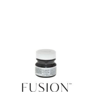 Tester Fusion Paint Coal Black