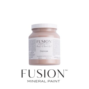Fusion Mineral Paint Damask 500 ml