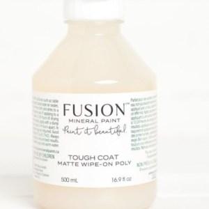 Fusion Tough Coat Clear 500 ml
