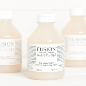 Fusion Tough Coat Clear 500 ml