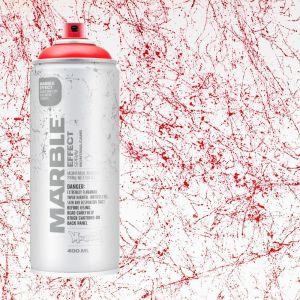 Marmer Effect rood