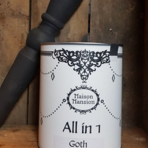 All in 1 Goth 1 liter Maisonmansion