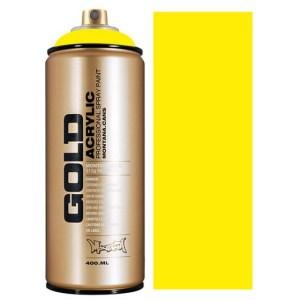 100% Yellow Montana Gold spuitbus 400 ml
