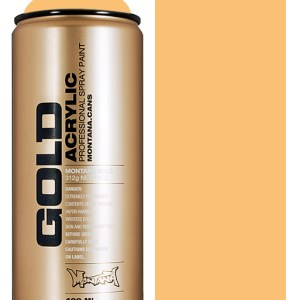 Montana Gold spuitbus Creme Orange 400 ml
