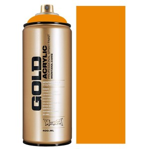 Golden Yellow Montana Gold spuitbus 400 ml