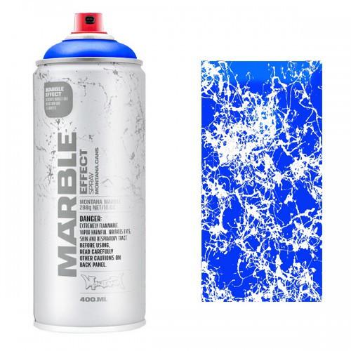Montana Marmer effect blue geeft een blauwe marmer effect op je project MaisonMansion