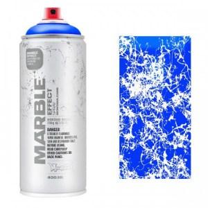 Montana Marmer Effect Spuitbussen 400 ml Blue