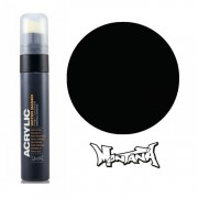 Montana Acrylic Marker Shock Black 15 mm