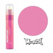 Montana Acrylic Marker Shock Pink Light 15 mm