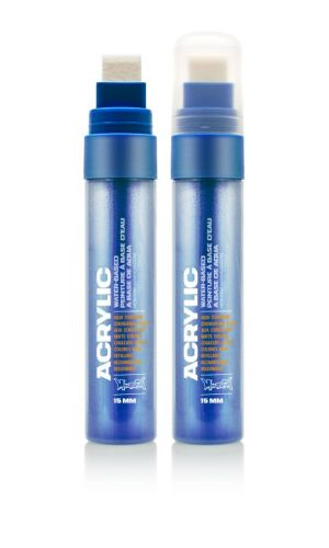 Montana Acrylic Marker Shock Blue Dark 15 mm