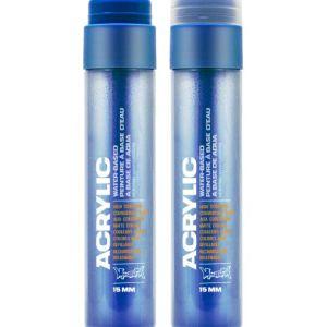 Montana Acrylic Marker Shock Blue Dark 15 mm