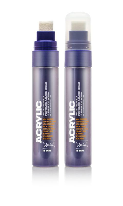 Montana Acrylic Marker Shock Lilac 15 mm