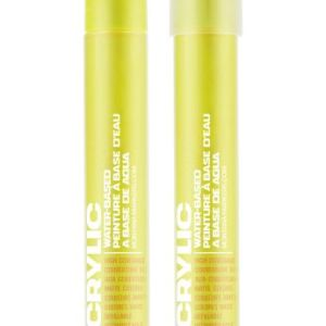 Montana Acrylic Marker Flash Yellow 2 mm