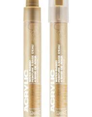 Montana Acrylic Marker Sahara Beige 2 mm is een mooie bruine-gele kleur, zoals zandkleurig bruin.