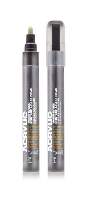 Montana Acrylic Marker Shock Brown Dark 2 mm