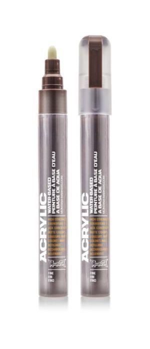 Montana Acrylic Marker Shock Brown 2 mm