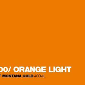 Montana Acrylic Marker Shock Orange Light 15 mm