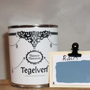 Tegelverf Rain 500 ml Maisonmansion