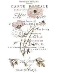 Redesing transfer Carte postale bij maisonmansion