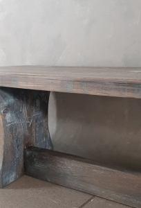 stoer hout maken van nieuw hout