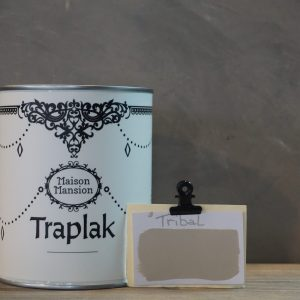 Traplak Tribal taupe 1 liter Maisonmansion